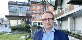 Portrett Askill Iversen Sandvik