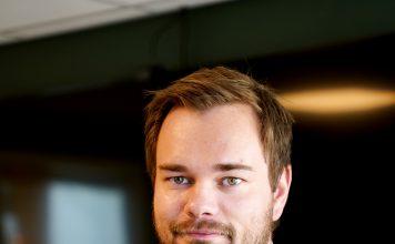 Avdelingsleder for Digital utvikling og innovasjon Erik Ingebrigtsen