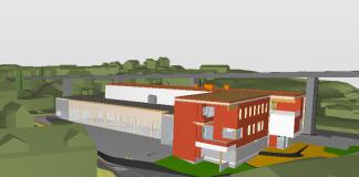 Illustrasjon Brannstasjon